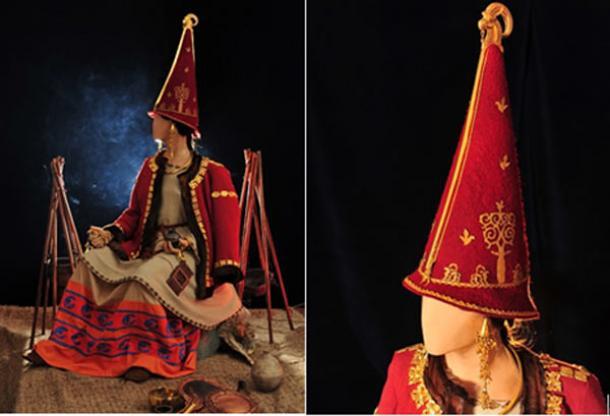 Golden-Woman-ancient-Scythian-Princess-Kazakhstan