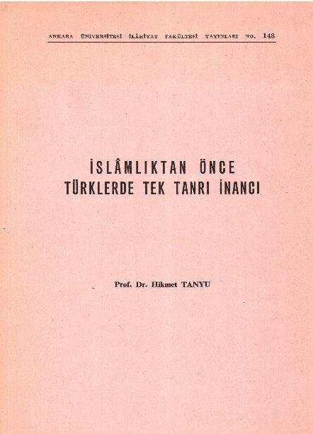 islamliktan-once-trklerde-tek-tanri