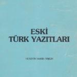 Eski Turk Yazıtları-Huseyin Namık Orkun 4 cilt tek pdf 964 sayf