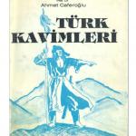Türk Kavimleri-Prof.Dr.Ahmet Caferoğlu