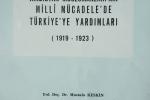 Hindistan Müslümanlarının Milli Mücadele'de Türkiye'ye