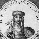 Justinianus'un da vebaya yakalandığı, fakat daha sonra iyileştiği söyleniyor.